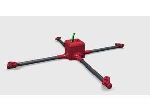 Quadcopter TUBE frame