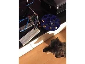 DogTreatStation (Hundeleckerlistation)