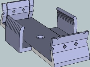 Battery Holder 2 part