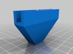 Aney A8 T Corner (wood version)