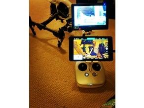 DJI Inspire 1 X5 Camera - 2nd camera fpv mount