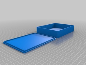My Customized Parametric Project Box