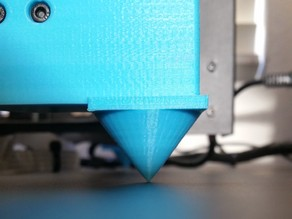 Wanhao Duplicator i3 Noise/Vibration-Cancelling Spikes for AzzA's Z Braces