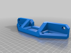 Anet A6 Y Axis Front Brace
