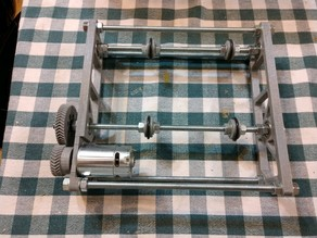 Affordable Rock Tumbler B&D Drill Motor Version
