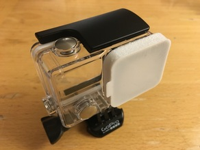 GoPro 4 Lens Protector