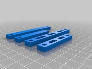 Parametric Link Generator for Mechanisms and Frames