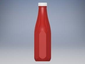 Heinz Ketchup 14oz Glass Bottle