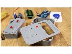 RFID door lock case