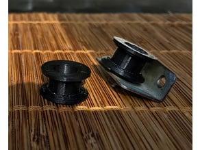 K40 Laser engraver/cutter idler pulley