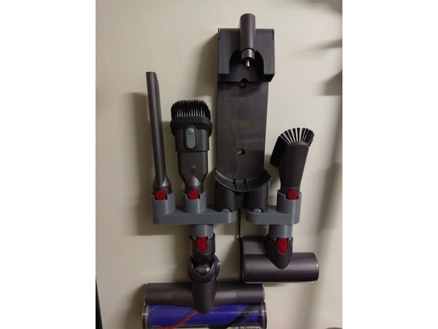 Dyson Accessory Holders V8 And V7 And V10 By Hcooh