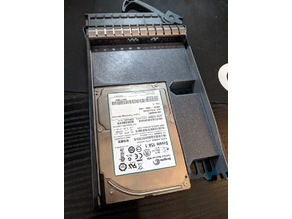 "HP ProLiant ML150 G6 Drive tray 3.5"" to 2.5"" adapter"