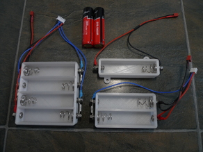18650 Holders / Charger
