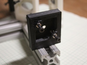 kinematic mirror/lens mount