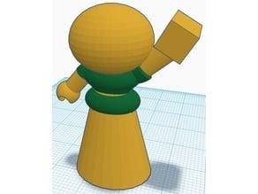 Cartoon Figure - Morphing Guy