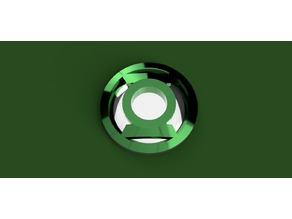 Green Lantern's Badge