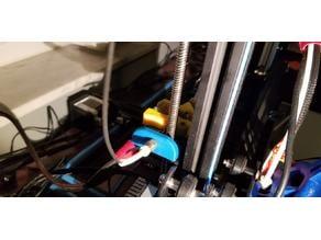 Creality CR series PTFE bowden feeder adapter
