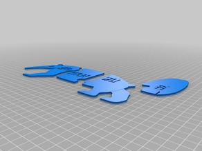 Anteater Toy Braille NEUE - Tamanduá