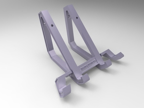 Squared wall pad support - Transformers theme