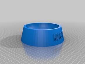 Macy Fully Parametric Dog / Cat Food Bowl