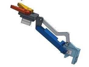 Vorpal Hexapod Grip Arm