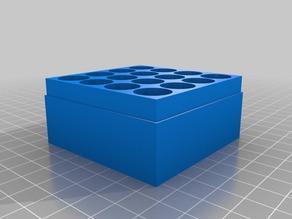 4x4 AA Battery Box