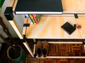 DIY system for furniture building