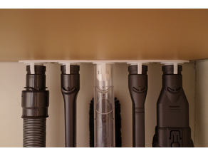 dyson replacement parts holder