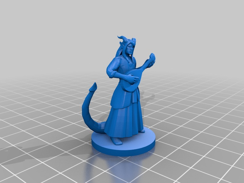 Tiefling Collection! by mz4250 - Thingiverse