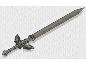 Master Sword (Full Size)