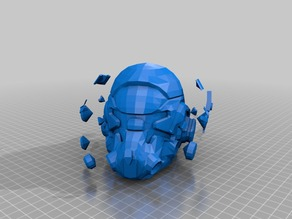 titanfall MCOR Helmet