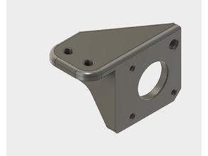 2020 Extrusion Mount for Bondtech BMG Extruder