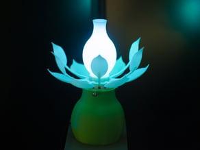 Mental Blossoming Lamp
