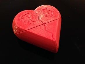 Custom Heart Box