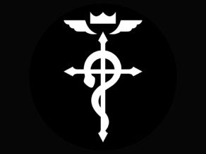 Full metal alchemist Ciondolo