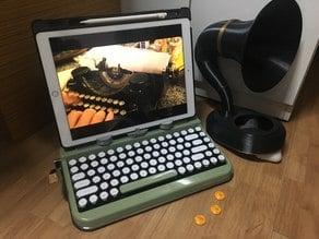 Slot Extender for Penna Keyboard