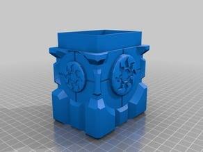 MonoWhite - Companion Single Deck Box