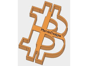 Bitcoin (BTC) Cookie Cutter
