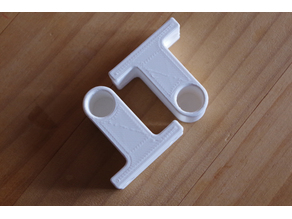 IKEA IRJA curtain rod holder