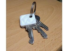 Low Poly Door Key Cap
