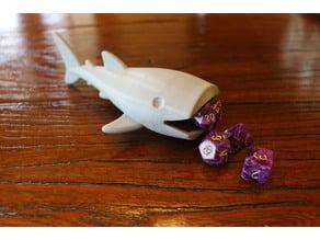 Whale Shark Dice Eater