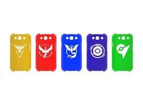 Samsung Galaxy S3 Pokemon Go Case