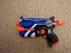 Nerf Firestrike Removable Iron Sights