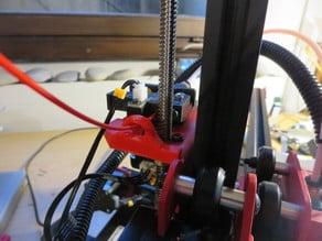 Guide filament pour l'Alfawise U30