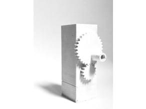 Grinder - double gear - V2.0