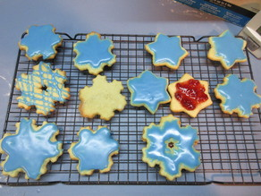 Koch Snowflake Cookie Cutters