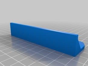 My Customized Toothbrush Holder - Parametric 3