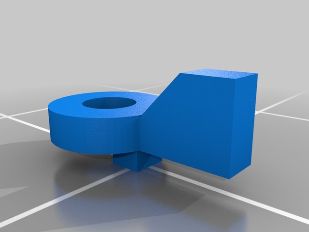 Logitech G13 Thumb key washer by Cr0n_J0b - Thingiverse