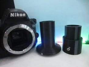 Nikon Telescope Adaptor
