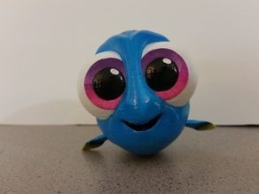 Baby Dory - Pixar Finding Dory